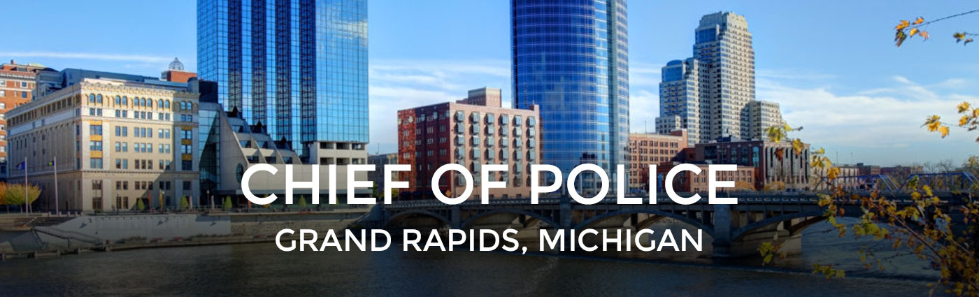 Grand Rapids Chief of Police
